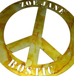 Peace Sign_ZoeJane_Custom_MetalWork_Smal