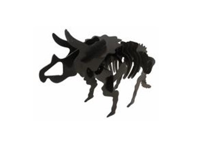 3D Dinosaurs - Triceratops