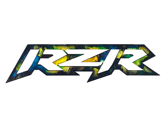 RZR Logo Outlined