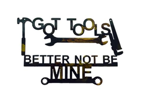Got Tools? Sign