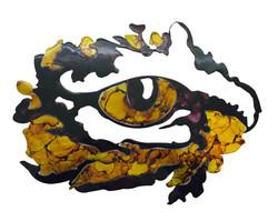 LSU Tigers Eye_Custom
