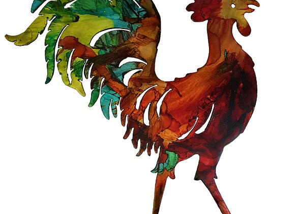 Primative Rooster