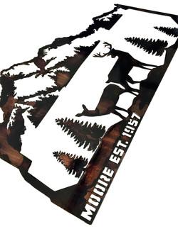 Moore Deer Mountain Monogram Angle_Custom_Color_Brown