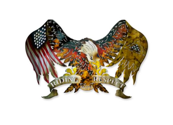 Patriot Guard Eagle