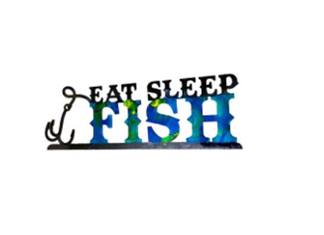 Eat. Sleep. Fish