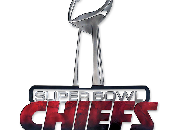 Chiefs Lombrdi Trophy