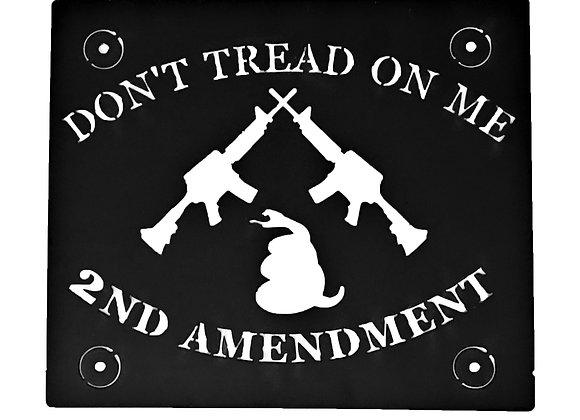 Don't Tread on Me 2nd Amendment