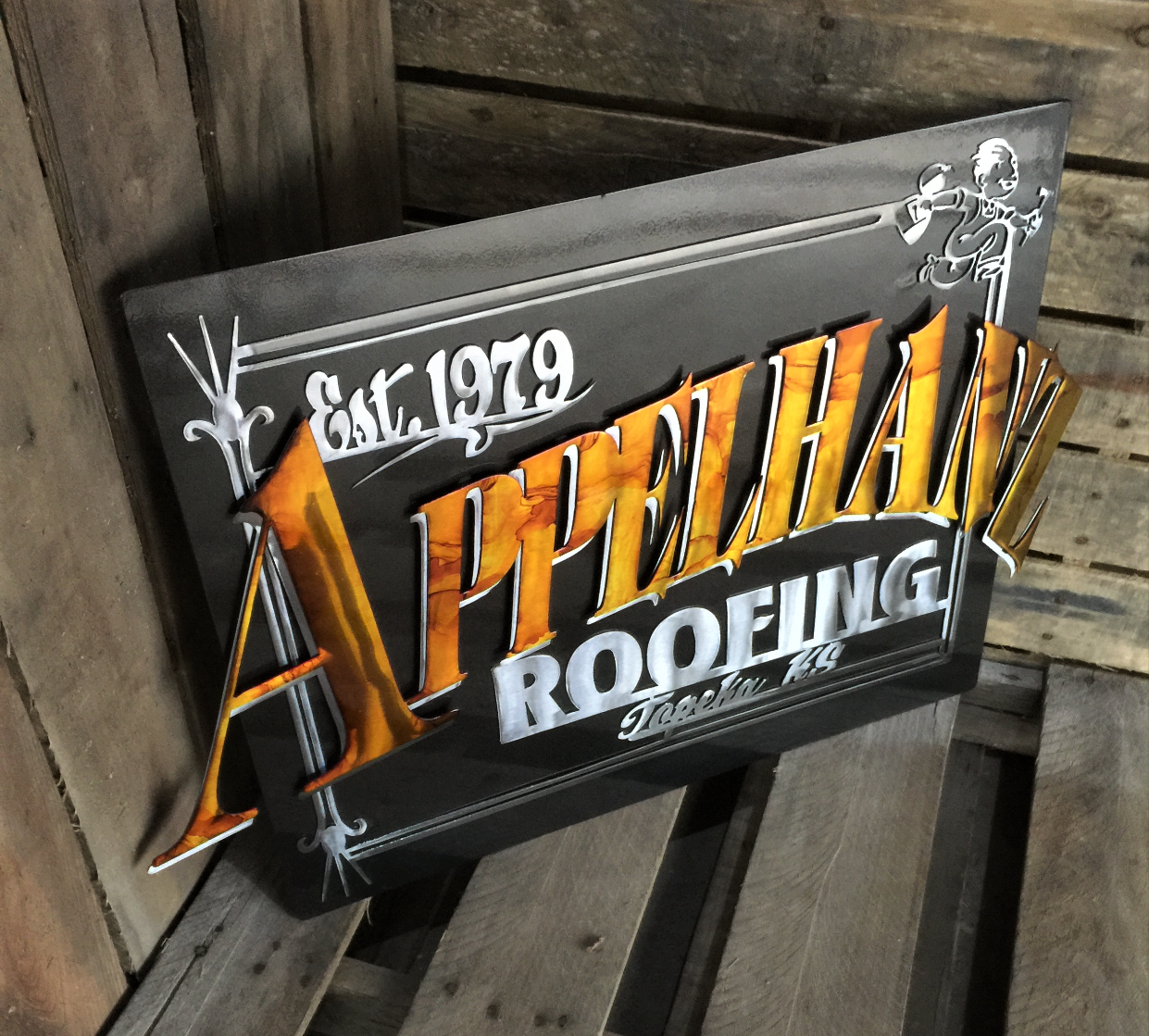 Applehanz Roofing_Custom