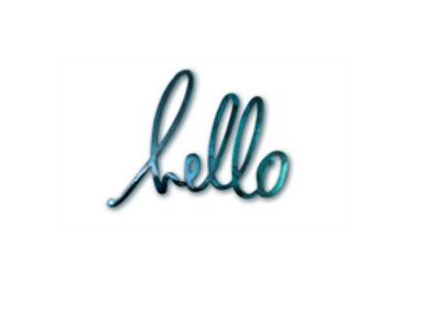 """""""Hello"""""""