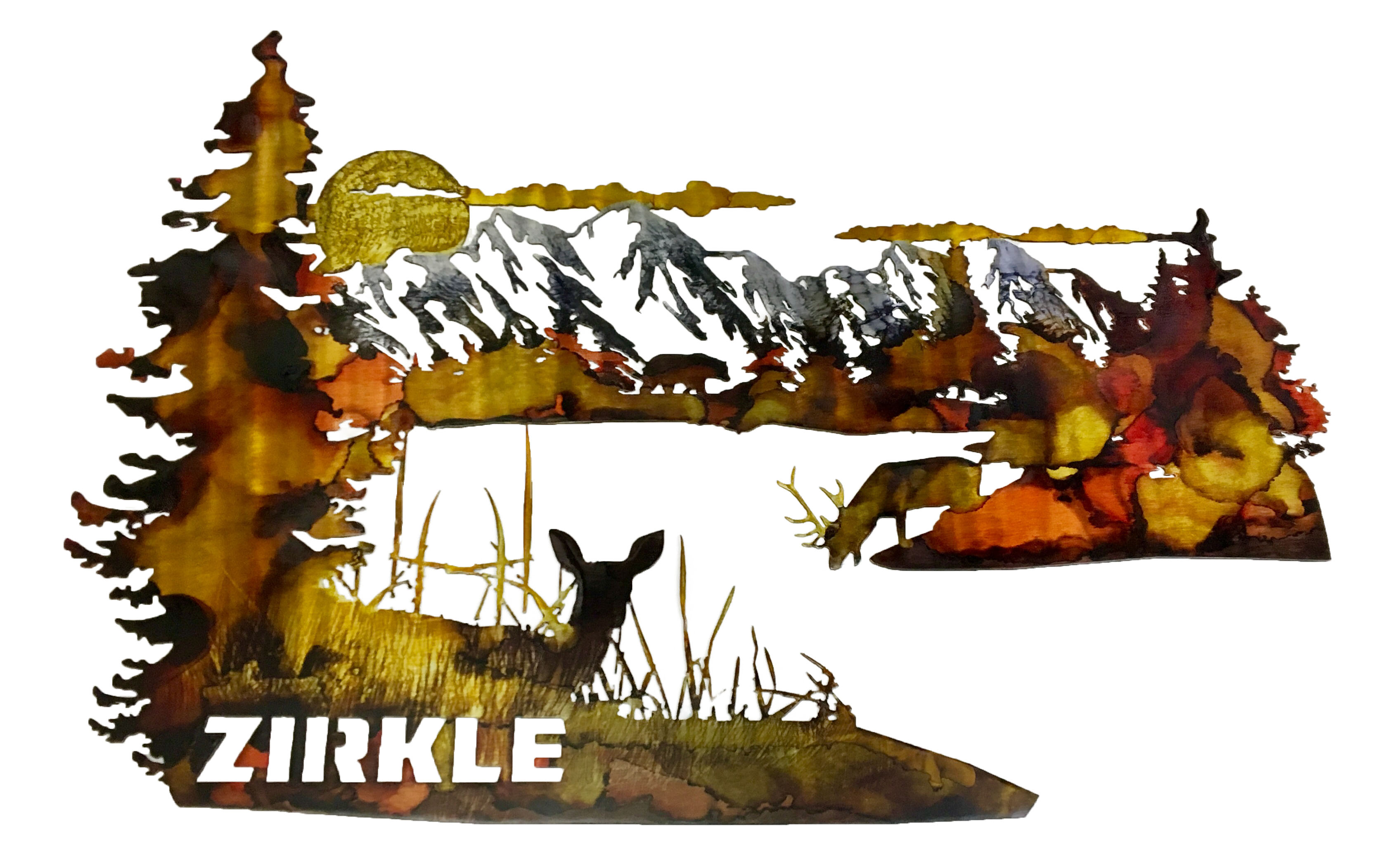 Zirkle Nature Sunset_Custom_Color