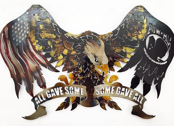 All Gave Some, Some Gave All- POW Eagle