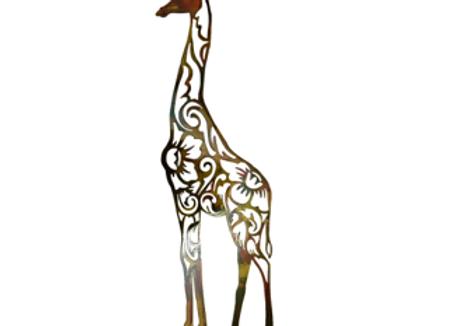 Bohemian Giraffe