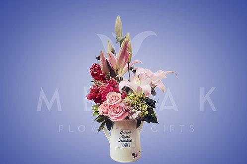 Jarra Floral