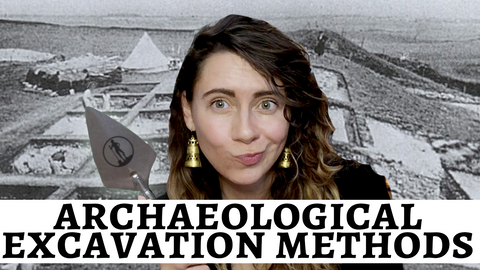 Archaeological Excavation Methods