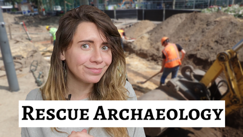 Rescue/ Commercial Archaeology