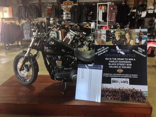 Black Street Bob Harley-Davidson