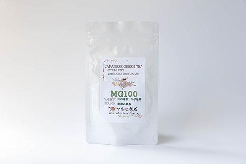緑茶│山の息吹 かぶせ茶〈50g/100g入り〉シングルオリジン煎茶