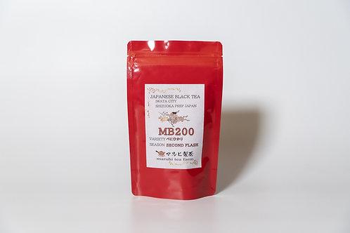 和紅茶│魔夜 べにひかり セカンドフラッシュ〈30g〉夏摘み国産紅茶