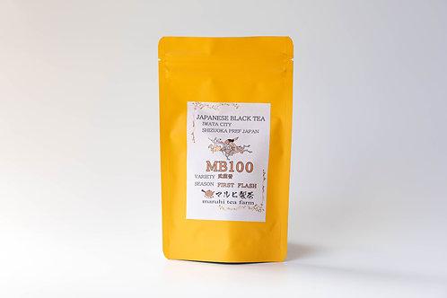 和紅茶│武蔵香 ファーストフラッシュ〈30g〉春摘み国産紅茶