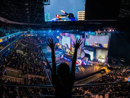 El regreso de los eventos de eSports y videojuegos está a la vuelta de la esquina