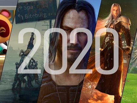 El 2020 se convierte en el año de los videojuegos