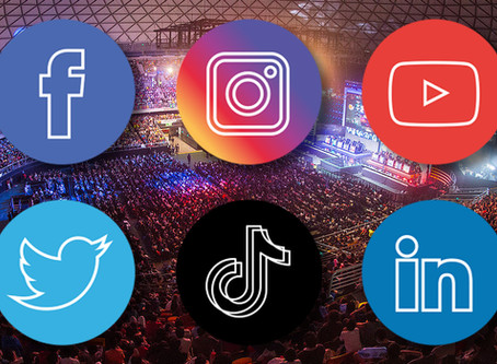 Cómo mejorar las redes sociales de tu equipo eSports y por qué es importante hacerlo