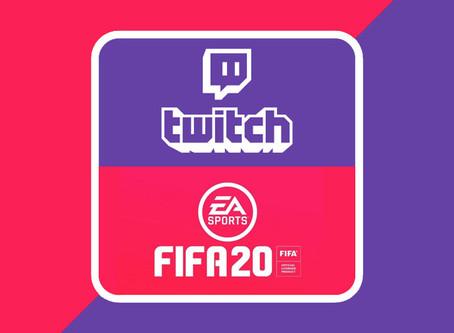 Martes de amistosos online en FIFA20 para entretener a nuestra audiencia