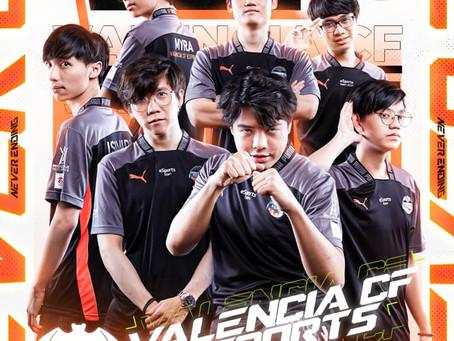 El VCF eSports arrasa en la Rov Pro League de Tailandia en su fase por grupos