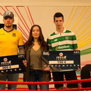 Entrega de premios FIFA18
