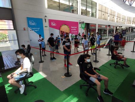 Street Gaming llena Reus de videojuegos durante un mes entero