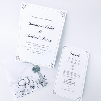 Invite Design & Illustration