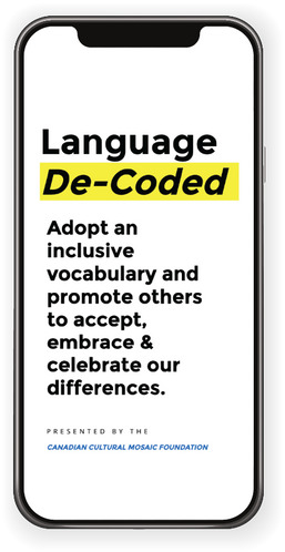 Home Screen of Language Decoded