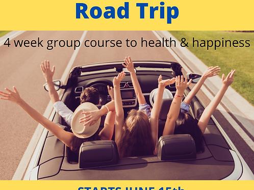 4 Week Road Trip Group Course