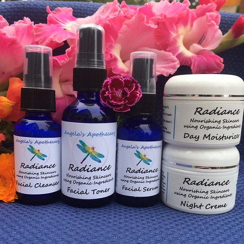 RADIANCE SKINCARE KIT