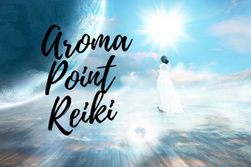 Aroma Point Reiki Certification Course