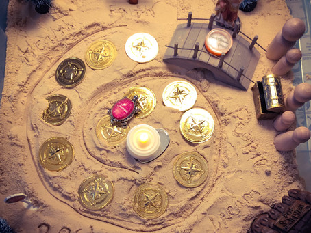 Benefits of Sandtray Therapy