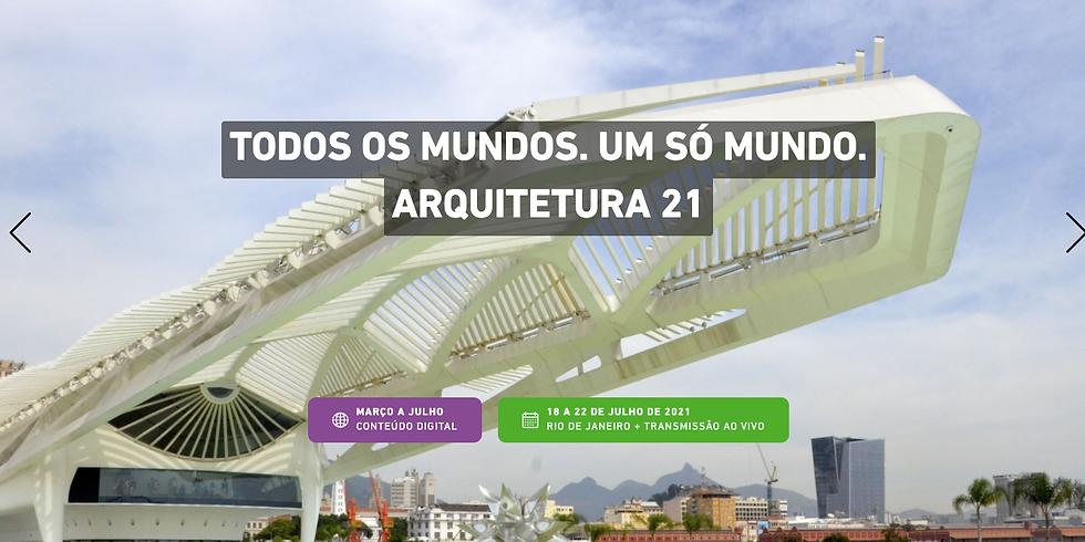27º Congresso Mundial de Arquitetos 2021