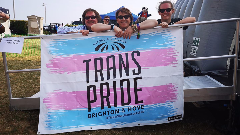 Trans Pride 2018