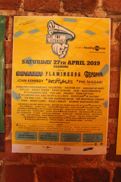 Are You Listening Festival 2019