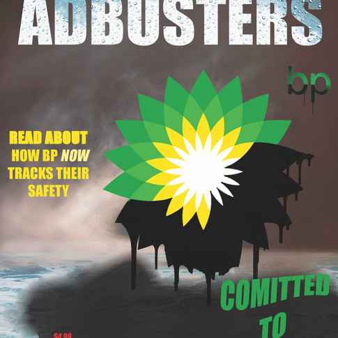 Adbusters BP