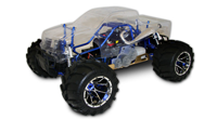 Rampage Monster Truck Pro
