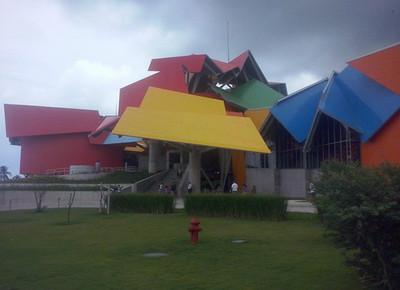 Bio Museum Panama
