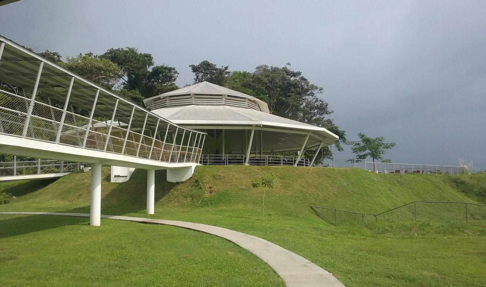 Agua Clara Visitor Center