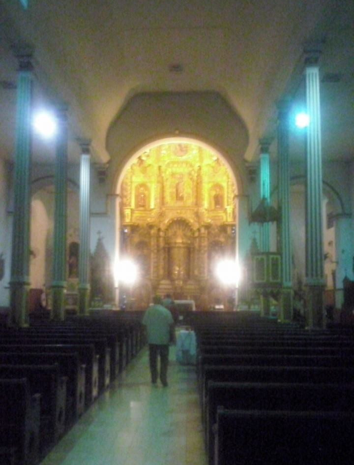 Golden Altar Panama