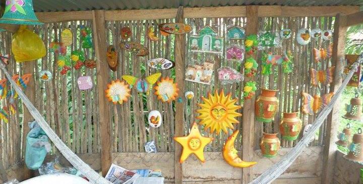 Panamanian Craft market