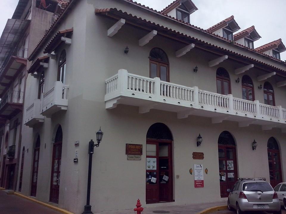 Old Town Panama