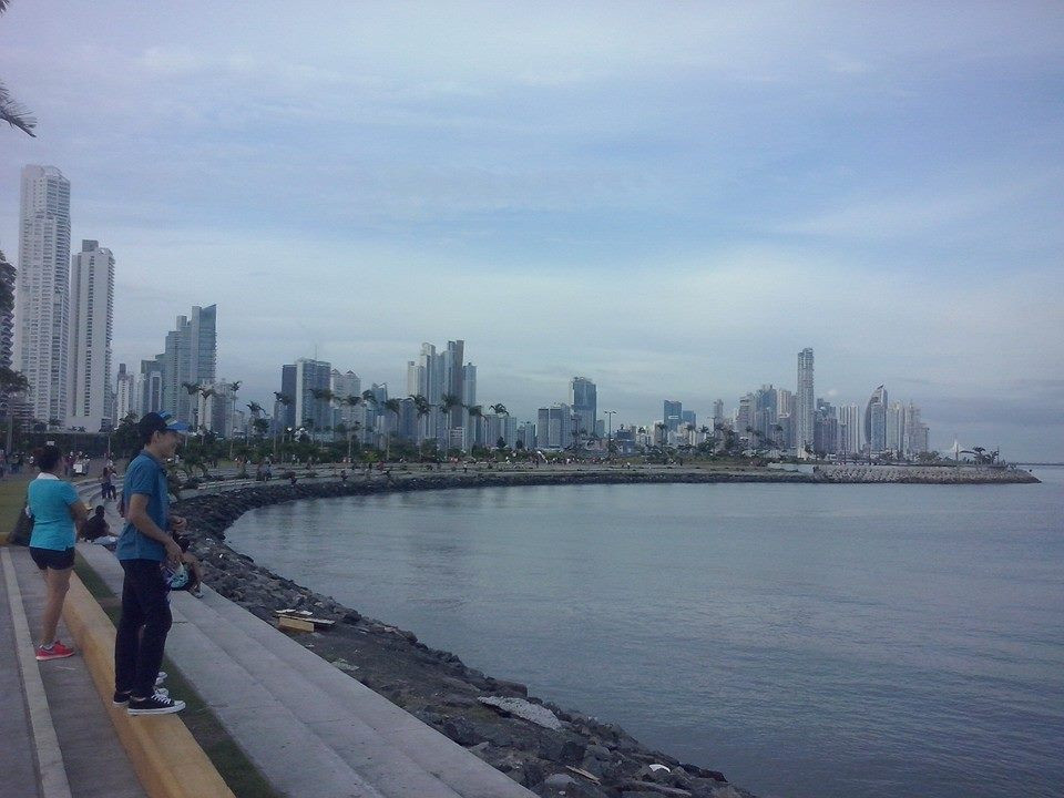 Panama City Downtown