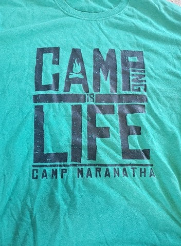 Camp LifeT-Shirt