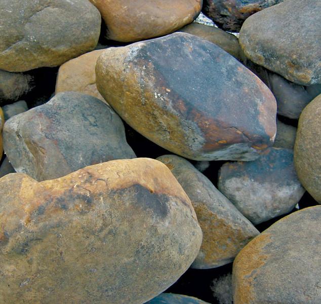 Oklahoma Creek Rock Boulders