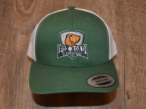 Fox Rd Trucker Cap